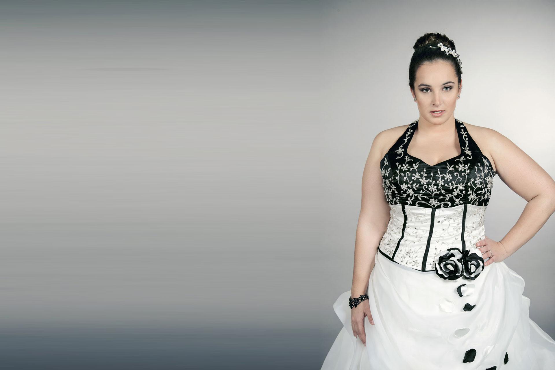 Robe de mariée XXL
